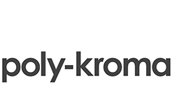 Poly Kroma Logo Text